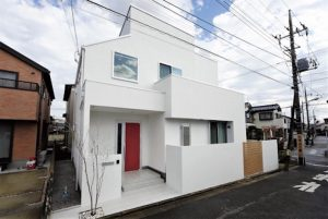 【広いリビングの白い家 Vol.1 昭島市・Sさま邸】