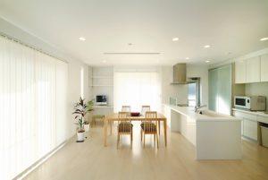 【広いリビングの白い家 Vol.2 昭島市・Sさま邸】