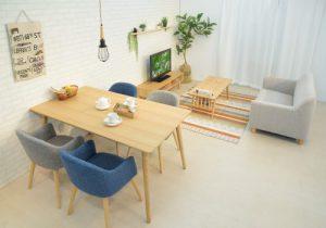 【Natural Styleな家具コーデができました】