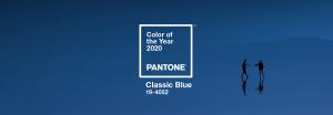 【2020年のトレンドカラーは「クラシックブルー」】
