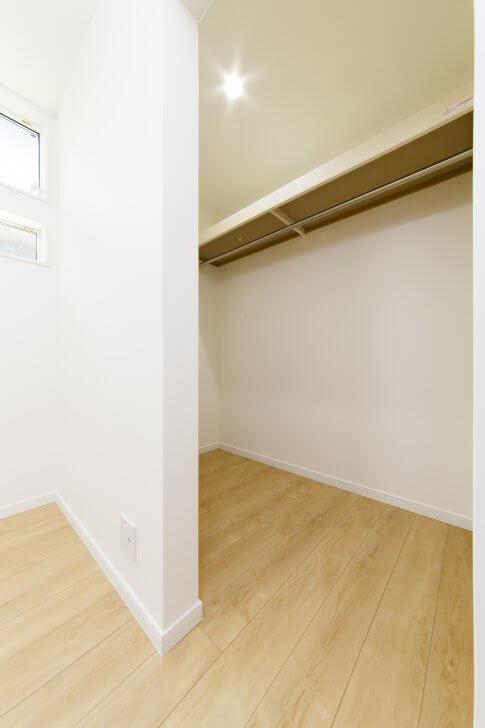 無駄のない間取りの2階リビングのお家