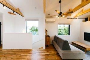 【〜勾配天井のある広々とした空間のお家〜(後編)施工事例:Fさま邸】